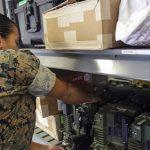 Government Trade-Ins Help Corps Modernize Gear for Fleet
