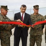 Arizona Public Service Program, Marine Corps Air Station Yuma Celebrate Completion of On-Base Microgrid