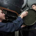 GW Powers Through Maintenance Material Management Inspection