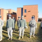 South Dakota Guardsmen Train for Support of the 58th Presidential Inauguration