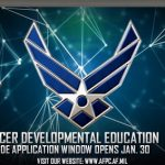 Officer Developmental Education Application Window Opens Jan. 30