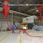 Edwards Air Force Base Reduces Cost for Fire Suppression Test