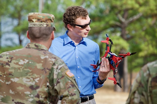 3-D-Printed Unmanned Aircraft