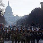 Soldiers Dress Rehearse for 58th Presidential Inauguration