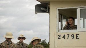 Combat Standards for Rifle Range
