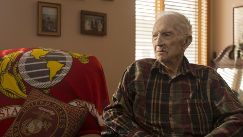 Marine Veteran Turns 100