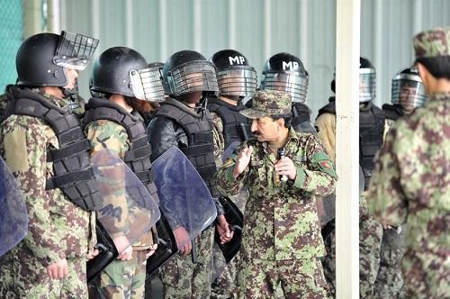 Afghan Stalemate