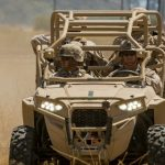 Off-Road, Expeditionary Ultralight All-Terrain Vehicles on Their Way to Infantry Marines