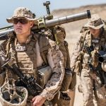 US Marines, Omani Soldiers Begin Exercise Sea Soldier 17
