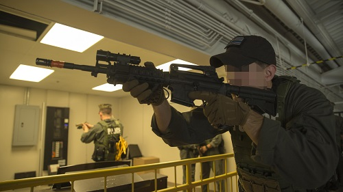 Anti-Terrorism/Force Protection Exercise
