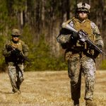Frag Out; Marines Participate in Grenade Assault Course