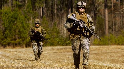 Grenade Assault Course