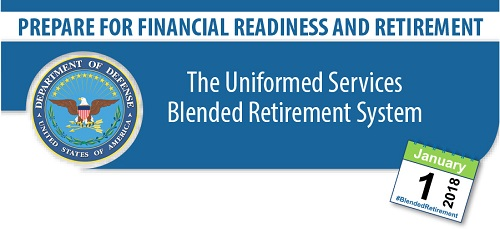 Blended Retirement System Opt-in Course