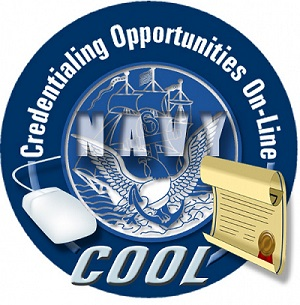 Navy Credentialing Opportunities On-line