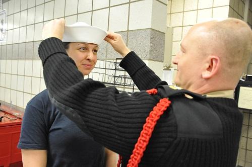 Recruit Division Commanders