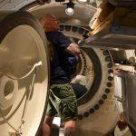 Navy Experimental Diving Unit Sailors Test New Equipment at 500 Feet