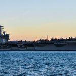 Nimitz Carrier Strike Group Completes Fleet Synthetic Training-Mega 17-3