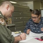 Navy Consolidates Personnel Support Detachment and Customer Support Detachment Locations