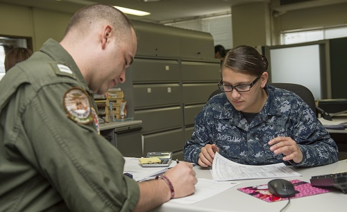 Personnel Support Detachment and Customer Support Detachment Locations