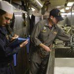 Nimitz Completes Testing INSURV