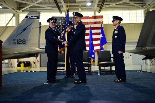 Air Combat Command Welcomed Their New Commander