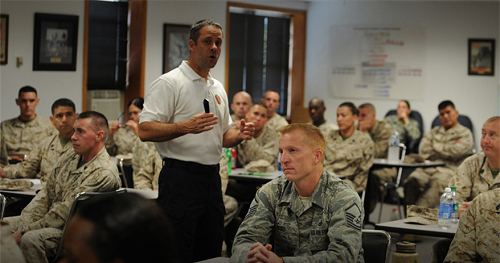Enlisted Professional Military Education Program