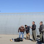 Air Force Uses First Drone for C-17 Post Flight Inspection