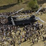 U.S. Military Disaster Relief Efforts Builds International Good Will