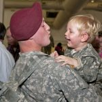 How to Raise a Happier Child in the Military
