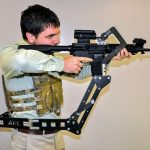 Third Arm Device May Lessen Soldier's Burden, Increase Lethality