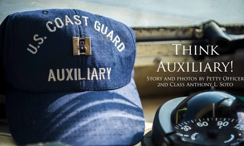Coast Guard Auxiliary service