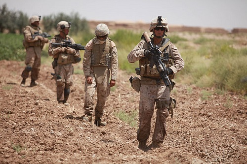 Marine Infantry