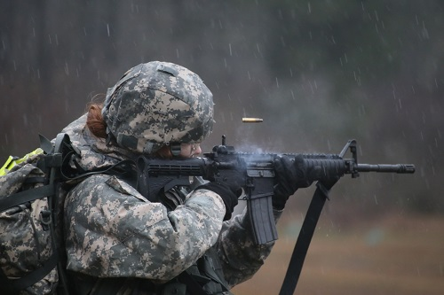 Washington National Guard's 2017 Best Warrior