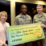 Air Force Club Scholarship Program