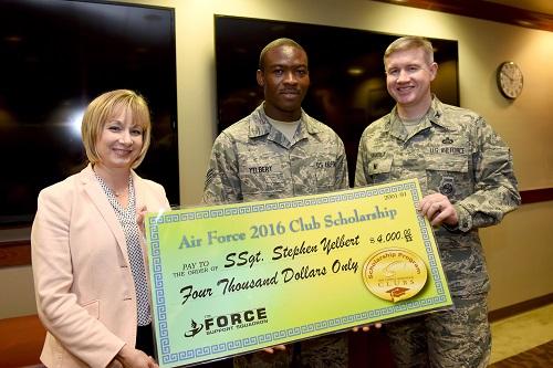 Air Force Club Scholarship Program