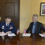 U.S. Strategic Command, Norway Sign Agreement to Share Space Situational Awareness Services and Information