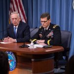 Mattis: 'No Doubt' Syrian Regime Responsible for Chemical Attacks on Citizens