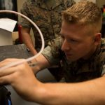 Marines with SPMAGTF-SC Learn Modern Three-Dimensional Printing Fundamentals