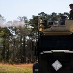 Taking the High Road: Combat Logistics Regiment 25 Conducts CPX
