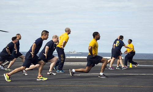Physical Readiness Test