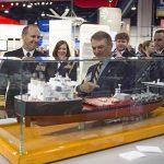 Sea-Air-Space Expo Enhances Navy Information Warfare Conversation