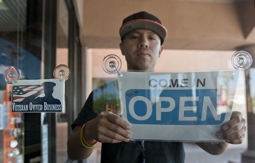 Veterans Becoming Business Owners