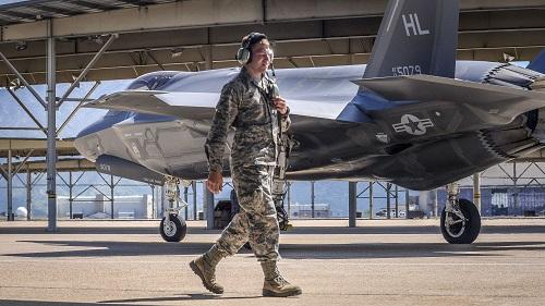 3,000th F-35A