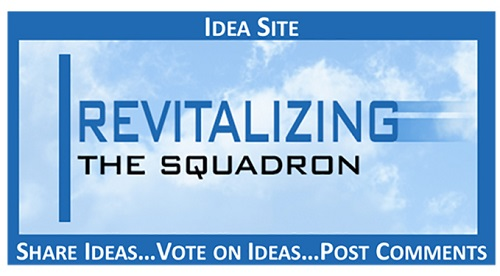 Squadron Revitalization Idea