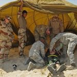 Coordinated Response: Coalition Forces Conduct First Joint Crash Response Exercise