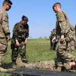 Medics From 5 Nations Collaborate on First-Class Field Care in Preparation for Combined Resolve VIII