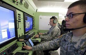 Army simulator