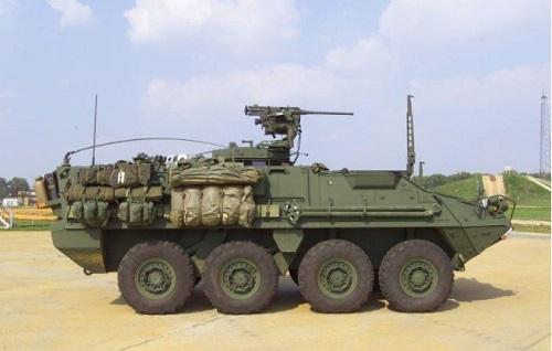 M1127 Reconnaissance Vehicle