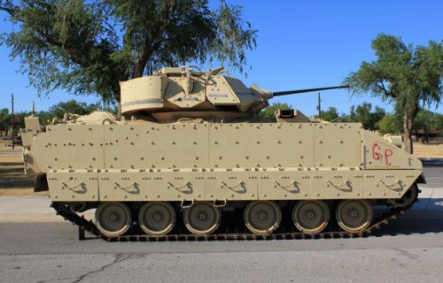 M7 Bradley Fire Support Vehicle