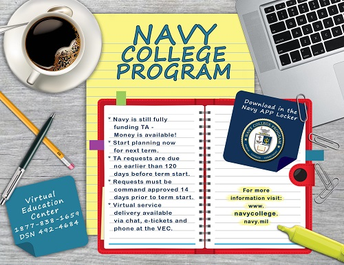 Navy Tuition Assistance